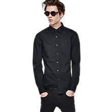 Buy G-Star Raw Core Shirt, Black Online at johnlewis.com