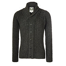 Buy G-Star Raw Higging Cable Knit Cardigan Online at johnlewis.com