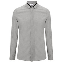 Buy Eleven Paris Menuis Long Sleeve Shirt, Grey Online at johnlewis.com