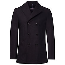 Buy Tommy Hilfiger Classic Peacoat, Midnight Online at johnlewis.com