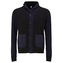 Buy G-Star Raw Harm Vest Sweatshirt, Black Online at johnlewis.com