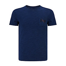 Buy G-Star Raw Evin Short Sleeve Tee, Medium Aged Online at johnlewis.com