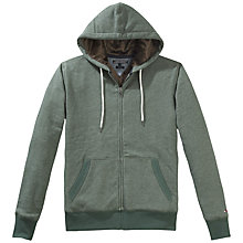 Buy Tommy Hilfiger Sasha Cotton Hoodie Online at johnlewis.com