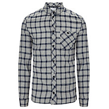 Buy Eleven Paris Molok Check Shirt, Grey Online at johnlewis.com