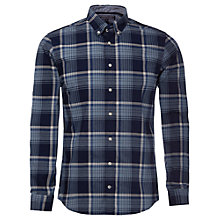 Buy Tommy Hilfiger Allen Checked Shirt, Indigo/Multi Online at johnlewis.com