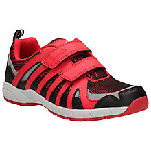 Buy Clarks Vibrant Ultra-Light Cross Trainers, Red Online at johnlewis.com
