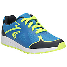 Buy Clarks Adven Go Colour Block Trainers Online at johnlewis.com