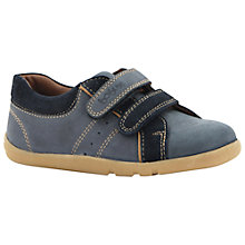 Buy Bobux Fast Forward Leather Rip-Tape Shoes Online at johnlewis.com