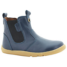 Buy Bobux Outback Leather Chelsea Boots, Navy Online at johnlewis.com