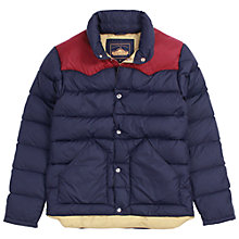 Buy Penfield Beekman Down Filled Puffer Jacket, Navy Online at johnlewis.com