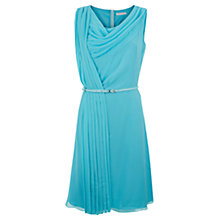 Buy Fenn Wright Manson Hydrangea Silk Dress, Aqua Online at johnlewis.com