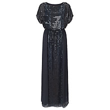 Buy Phase Eight Collection 8 Perdita Sequin Dress, Navy Online at johnlewis.com