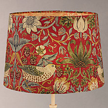 Buy Sanderson William Morris Strawberry Thief Lampshade Online at johnlewis.com