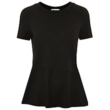 Buy Whistles Flippy Hem T-Shirt Online at johnlewis.com