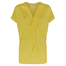 Buy Fenn Wright Manson Marigold Top, Yellow Online at johnlewis.com