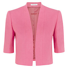 Buy Fenn Wright Manson Narcissus Linen Jacket, Pink Online at johnlewis.com