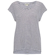 Buy Whistles Striped T-shirt, Blue/Multi Online at johnlewis.com