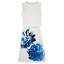 Buy Fenn Wright Manson Hibiscus Dress, White Online at johnlewis.com