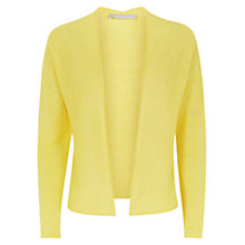 Buy Fenn Wright Manson Snowdrop Cardigan, Yellow Online at johnlewis.com