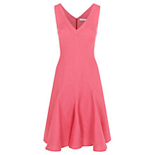Buy Fenn Wright Manson Narcissus Linen Dress, Pink Online at johnlewis.com