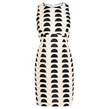 Buy Coast Petite Brooke Dress, Multi Online at johnlewis.com