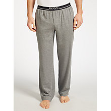 Buy BOSS Jersey Pyjama Bottoms Online at johnlewis.com