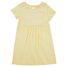 Buy Jigsaw Junior Girls' Broidery Panel Dress Online at johnlewis.com