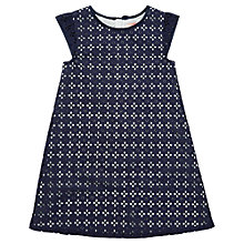 Buy Jigsaw Junior Girls' Embroidered Daisy Dress Online at johnlewis.com