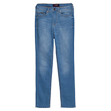 Buy Violeta by Mango Straight Theresa Jeans Online at johnlewis.com