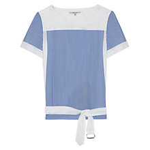 Buy Gerard Darel Adelle Shirt, Blue Online at johnlewis.com
