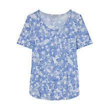 Buy Gerard Darel Aspic Top, Blue Online at johnlewis.com