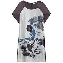 Buy Gerard Darel Alter Dress, Grey Online at johnlewis.com
