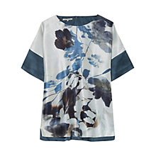 Buy Gerard Darel Achieve Top, Grey/Multi Online at johnlewis.com