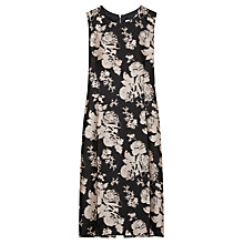 Buy Gerard Darel Armure Dress, Black Online at johnlewis.com
