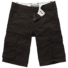 Buy Fat Face Boys' Pembroke Cargo Shorts Online at johnlewis.com
