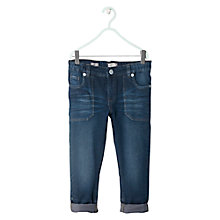 Buy Mango Kids Boys' Comfy Fit Jeans Online at johnlewis.com