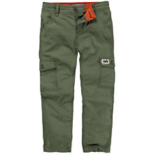 Buy Fat Face Boys' Bradgate Cargo Trousers Online at johnlewis.com