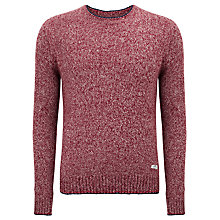 Buy Penfield Gering Two-Tone Lambswool Jumper Online at johnlewis.com