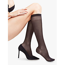 Buy Falke Leg Vitalizer 20 Denier Knee High Socks, Pack of 1 Online at johnlewis.com