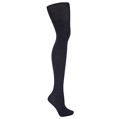John Lewis Wool Blend Bodyshaper Tights