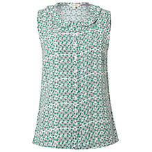 Buy White Stuff Dahlia Vest, Pale Kiwi Online at johnlewis.com