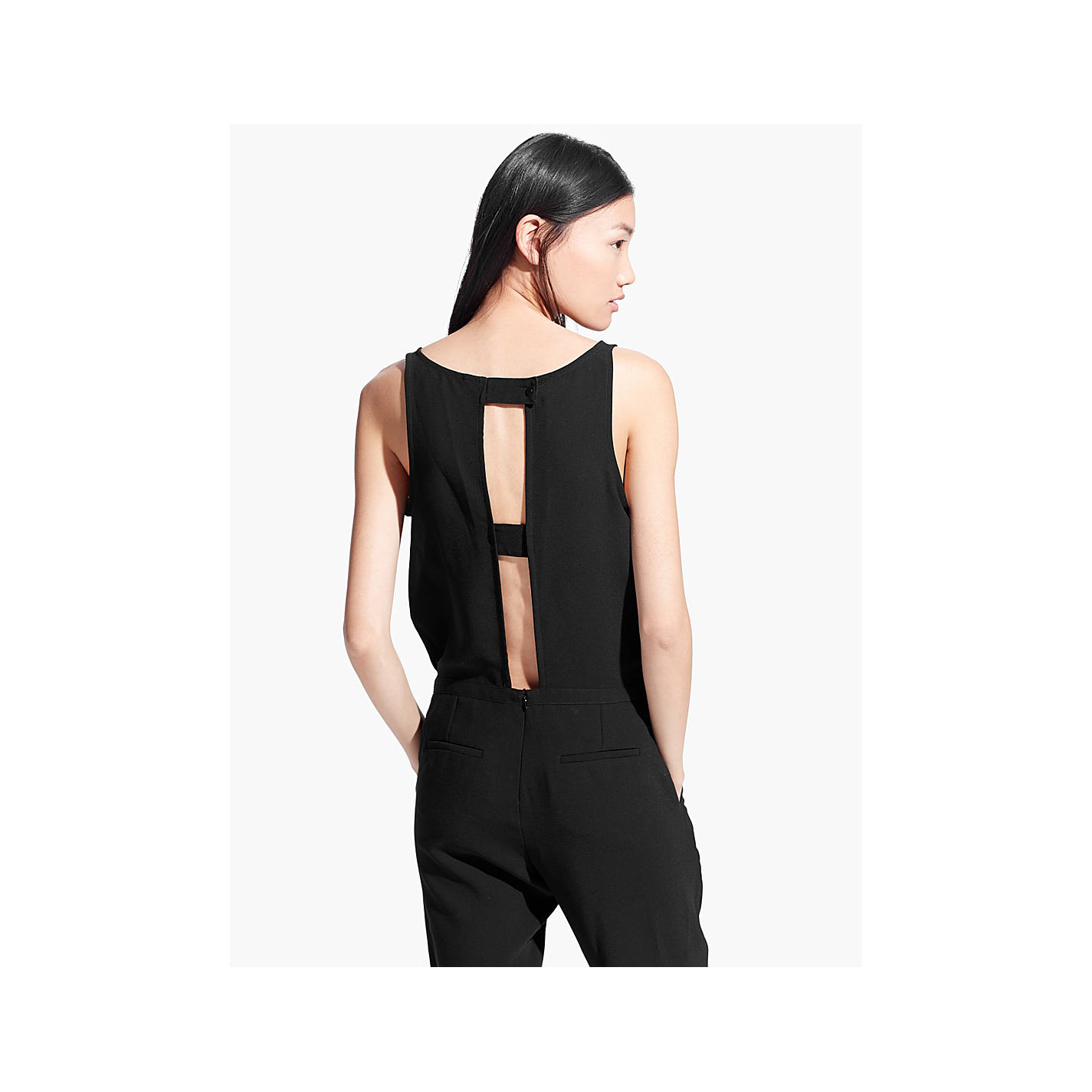 Mango Jumpsuit Singapore Mango Back Vent Jumpsuit