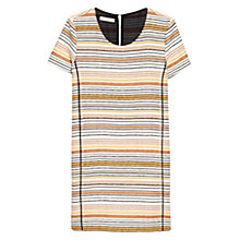Buy Mango Striped Dress, Multi Online at johnlewis.com