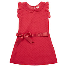 Buy Jigsaw Junior Girls' Printed Chiffon Dress Online at johnlewis.com