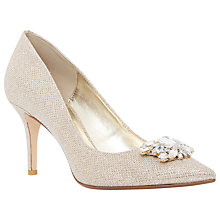 Buy Dune Belles Embellished Court Shoes Online at johnlewis.com