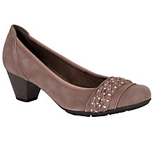Buy Gabor Quay Mid Heeled Court Shoes Online at johnlewis.com