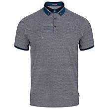 Buy Ted Baker Sunstir Colour Block Polo Shirt Online at johnlewis.com