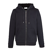 Buy Eleven Paris Bamako Hoodie, Navy Online at johnlewis.com