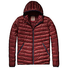 Buy Scotch & Soda Hooded Puffer Jacket Online at johnlewis.com