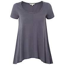 Buy White Stuff West Street T-shirt, Grey Online at johnlewis.com